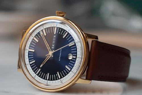Bravur BW003 is a new watch alert