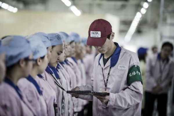 Apple watch production (not shown) to resume Monday the 10th of February (courtesy yahoo.news)