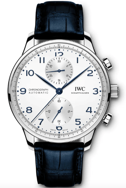 IWC Portugieser Chronograph - new watch alert! Or is it?