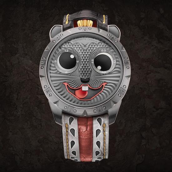 Konstantin Chaykin Mouse King's new watch alert