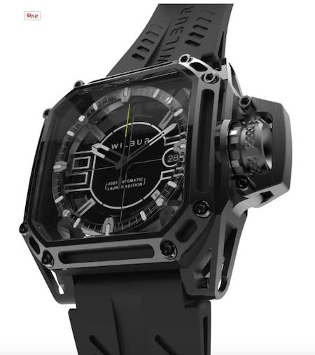 New watch alert! Wilbur 2020 Automatic