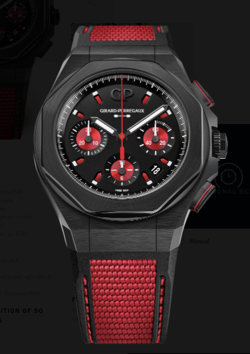 New watch alert! GP Absolute Passion