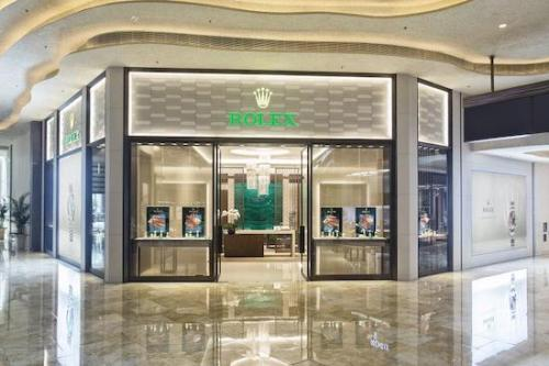 Rolex boutique Macau