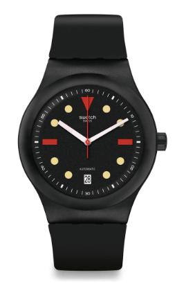 Swatch Sistem51 Hodinkee Generation 1986 naked