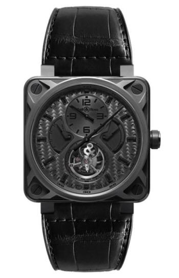 Unloved watches: Bell & Ross Aviation Instruments Black Carbon Fiber Dial Watch BR01-TOURB-PHANTOM