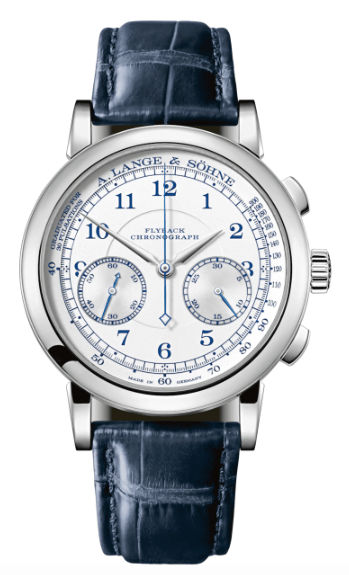 A Lange and Sohne 1815 chronograph