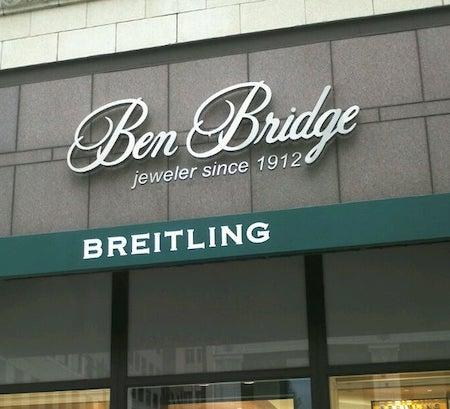 U.S. watch dealers - Ben Bridge Jeweler