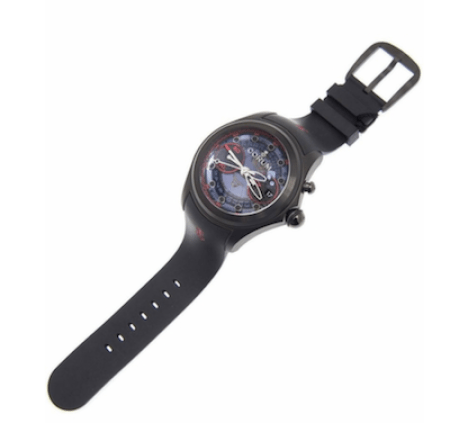 Big Bubble 52 Centro Limited full watch