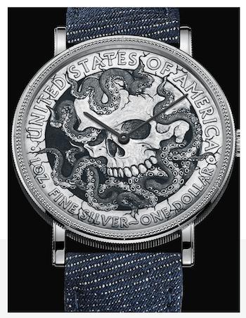 Corum coin watch?