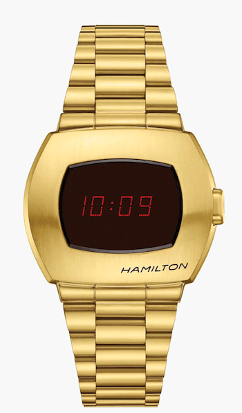 Gold Hamilton PSR