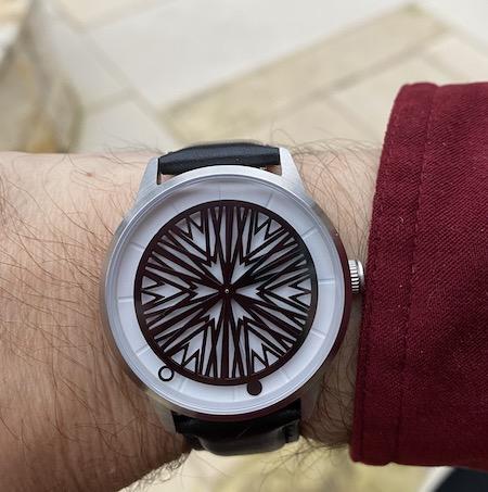 Humism Dasein on my 7 wrist