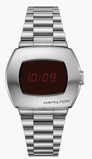 New watch alert! Hamilton PSR