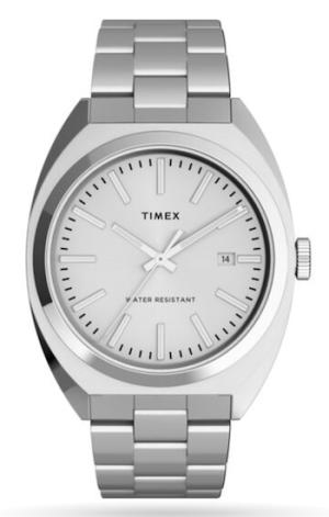 New watch alert! Shiny Timex