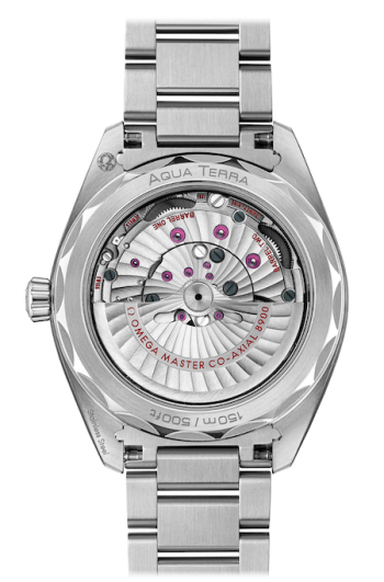 OMEGA Seamaster Aqua Terra 150m Master Chronometer casevack