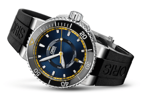 Oris Great Barrier Reef Limited Edition II greenwashing special