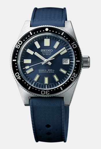 "Seiko Prospex SLA037 (1965 ""62MAS"" Dive Watch Recreation) LE 2"