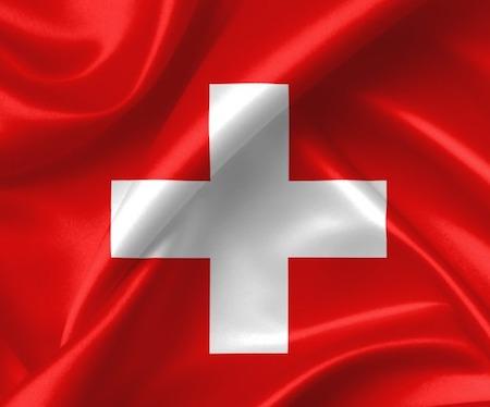 Swiss flag (courtesy motosha.com)