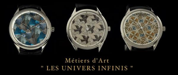 Vacheron Les Univers Infini collection