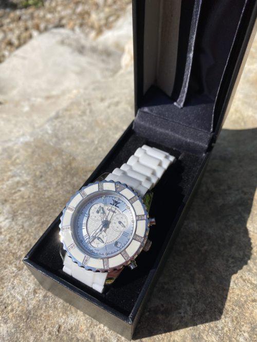 Joe Exotic's watch - Le Vian ZAG 258