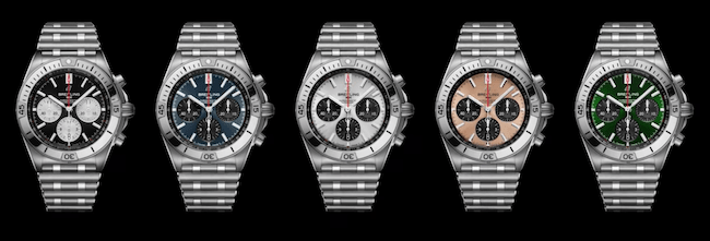 Breitling new watches - Chronomat collection