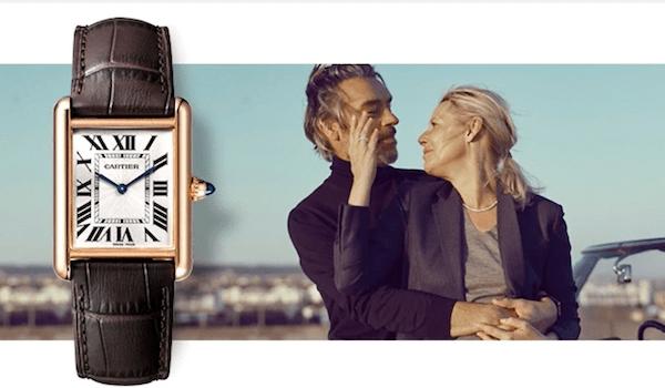 Cartier Tank - watch market doldrums?