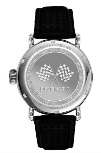 Distinct 3 Gulf caseback