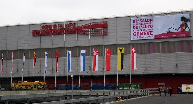Geneva Palexpo - home of Watches & Wonders 2021