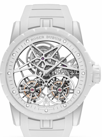 New watch alert! Roger Dubuis Excalibur Twofold