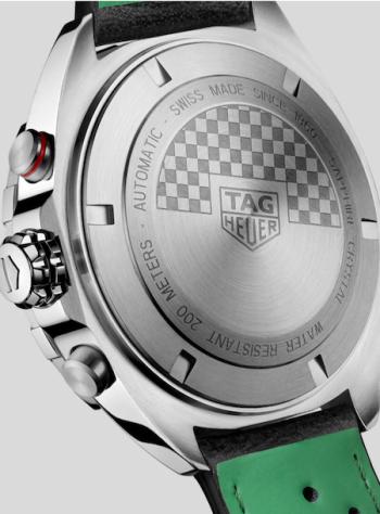 TAG Heuer Formula 1 - caseback