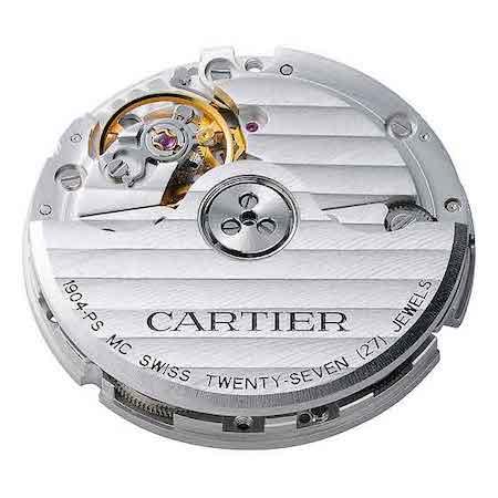Cartier caliber 1847 MC
