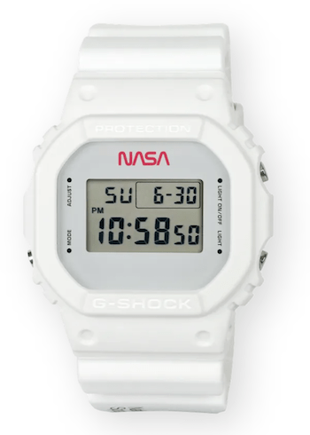 Casio DW5600NASA20