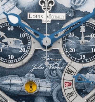 Spirit of Jules Verne closeup