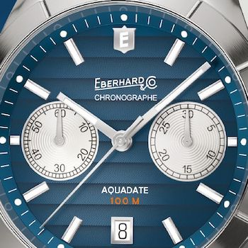 Eberhard & Co. Aquadate - New watch alert!