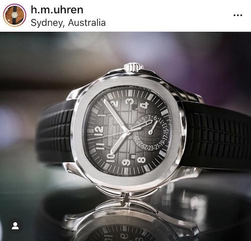 Grail watch - PP Aquanaut