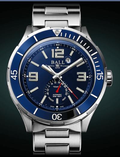 New watch alert! Ball TMT