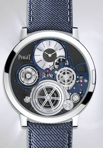 New watch alert! Piaget Altiplano Ultimate Concept