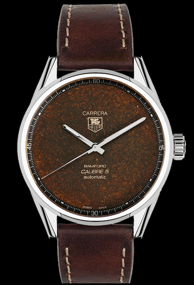 TAG Heuer Coffee Watch