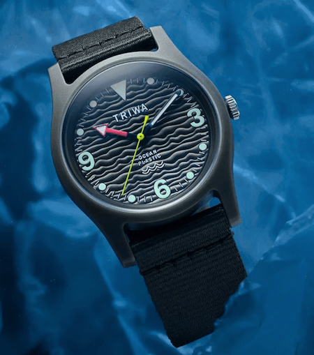TRIWA's Time for Oceans - new watch alert
