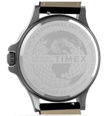 Timex Allied® Coastline caseback