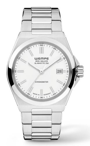 Wempe Iron Walker Automatic Diver new watch alert