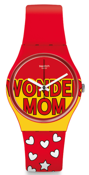 new watch alert - SWATCH #IAMWONDERMOM