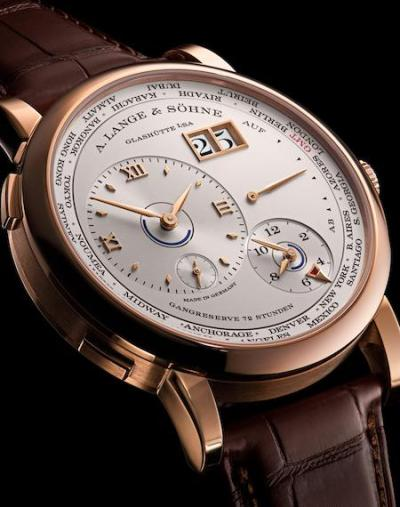 A. Lange & Söhne Lange Lange 1 Time Zone - expensive watch