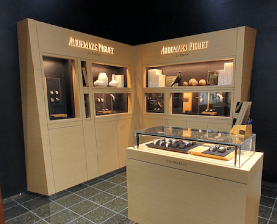 Audemars Piguet at Zadok Jewelers Houston