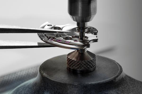 Audemars Piguet manufacturing