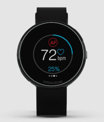 CardioSense watch