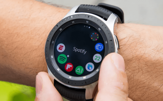 Galaxy Watch 2 courtesy future