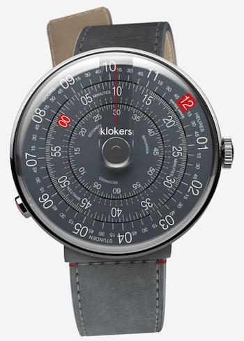 KLOKERS KLOK 01 new watch alert