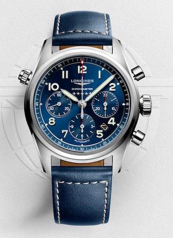 New watch alert! Longines Chronometer