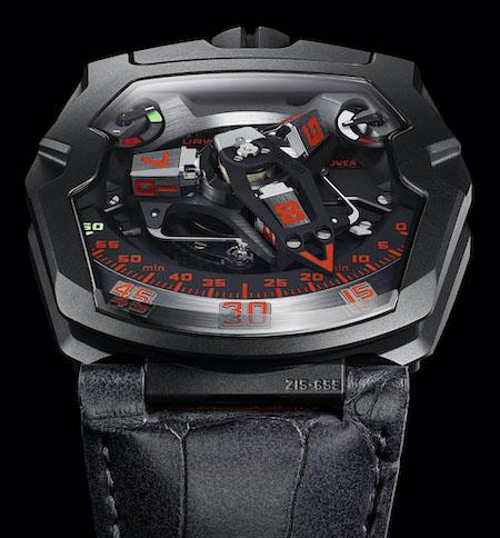 New watch alert! Urwerk UR-210 Final Edition