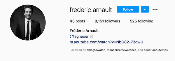 Frederic Arnault